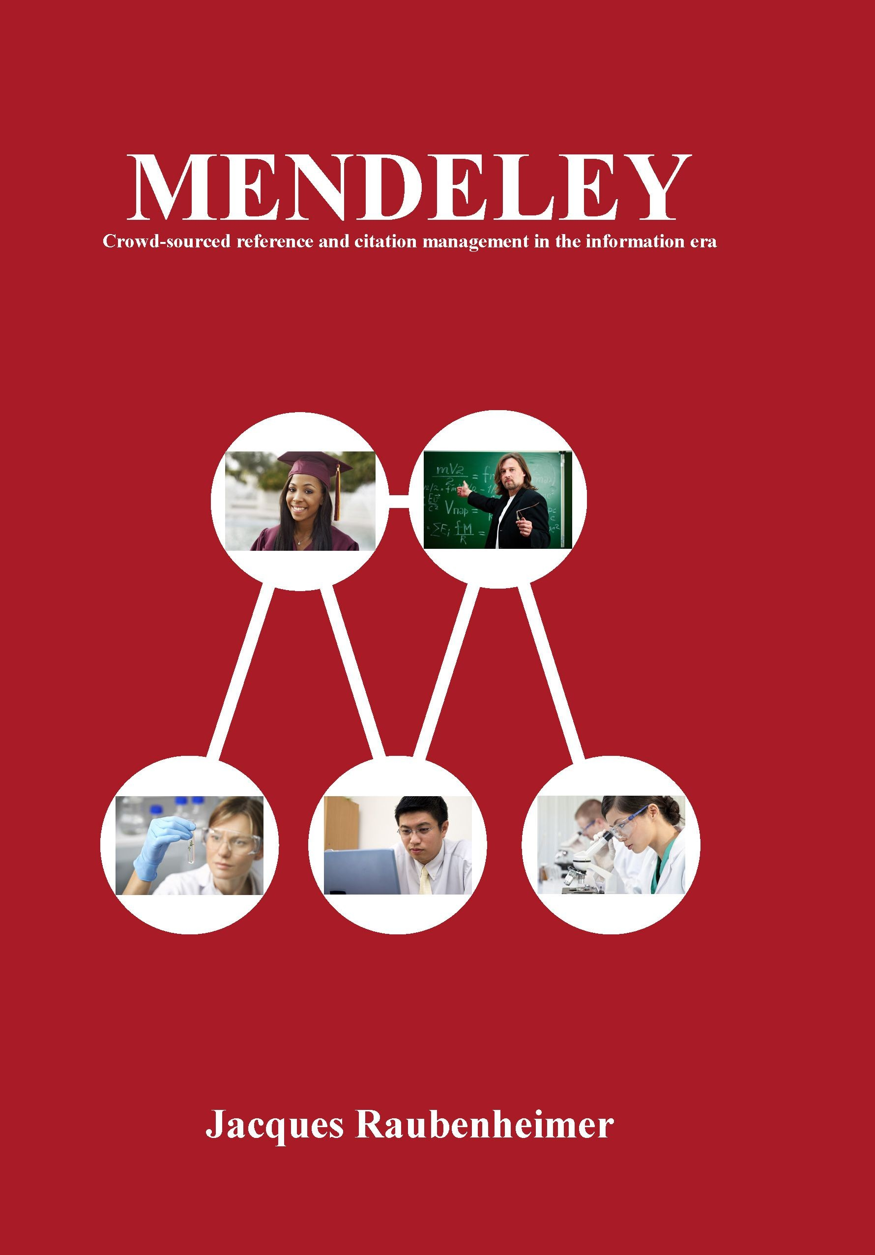 Mendeley book cover front